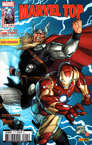 Marvel Top - Tome 5 - Divin Espace (S�rie 2)