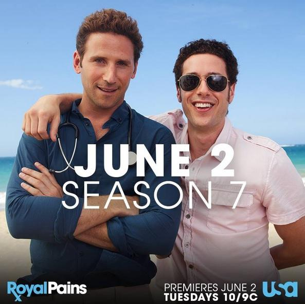 Royal Pains – Saison 7