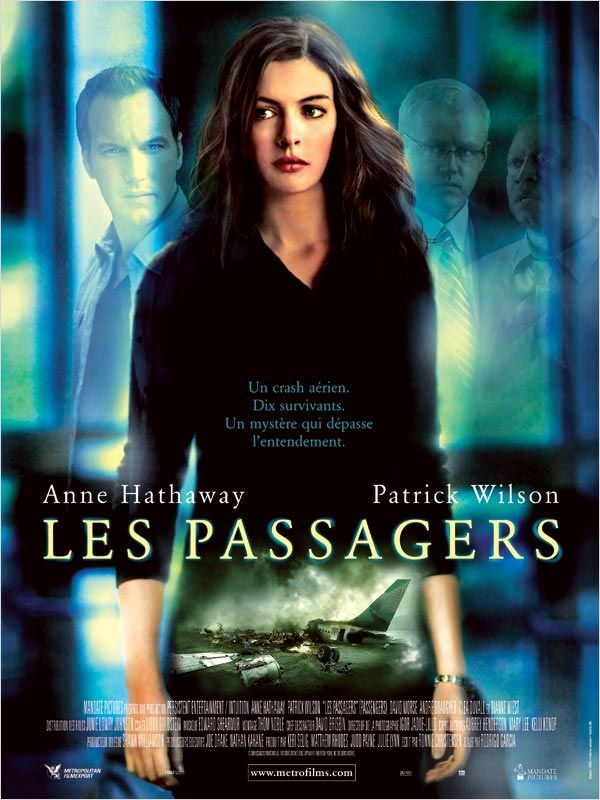 Les Passagers [FRENCH] [BLURAY 720p] [MULTI]