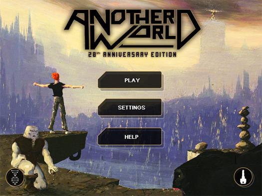 [MULTI] Another World 20th Anniversary Edition  [PC]