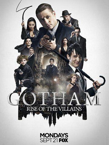 Gotham Saison 2 En Streaming