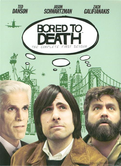 Bored To Death – Saison 1