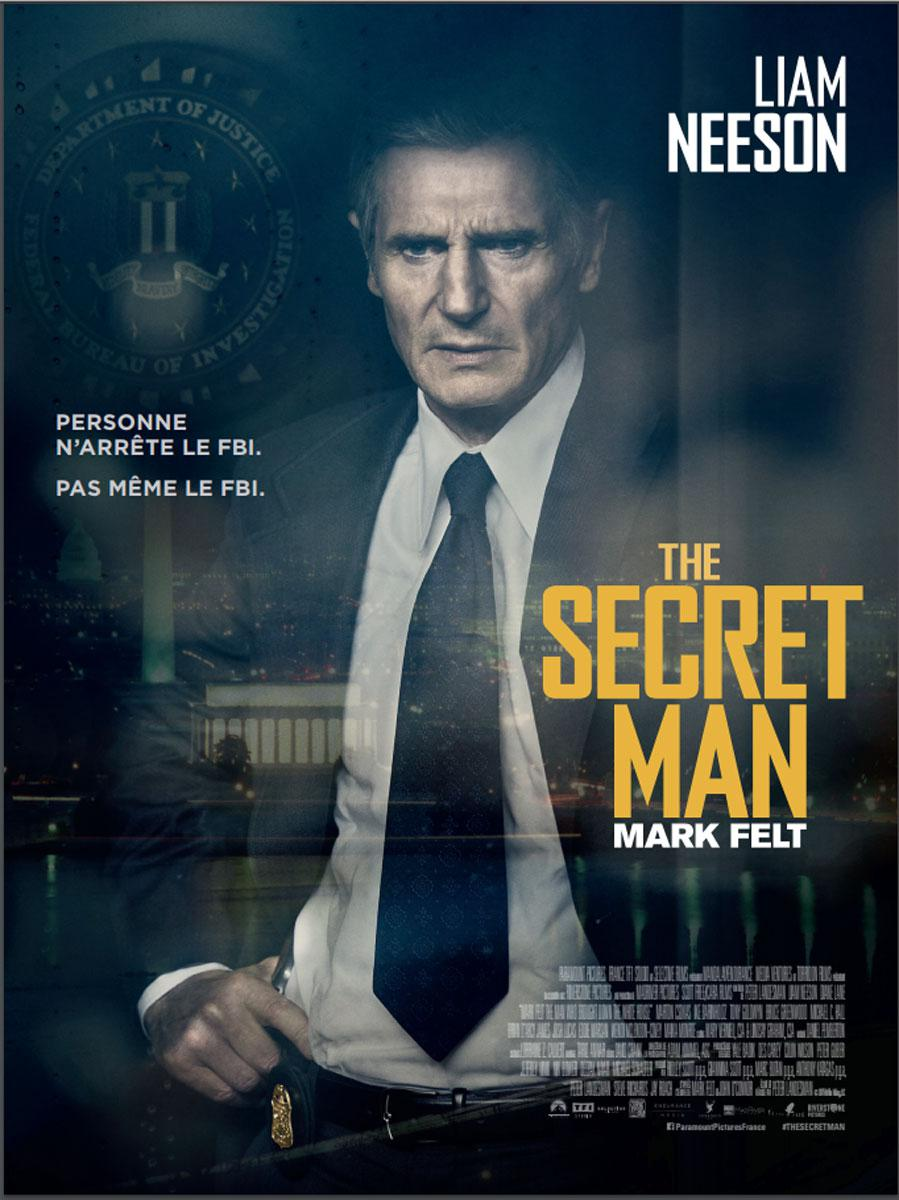 The Secret Man – Mark Felt (Vostfr)