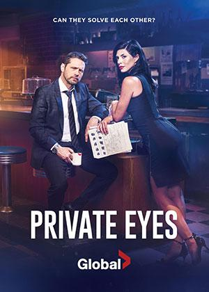 Private Eyes – Saison 2