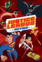 Justice League Action Saison 1