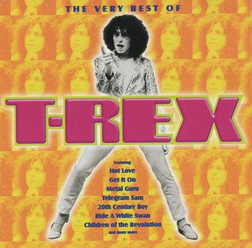 T Rex - The Very Best Of (Remastered)