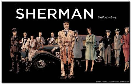 Sherman - Complet [6 Tomes]