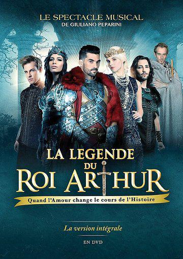 La Légende Du Roi Arthur – Spectacle musical