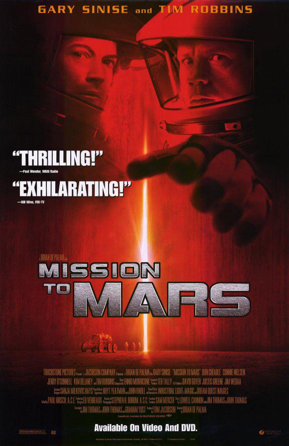 Mission to Mars Vostfr