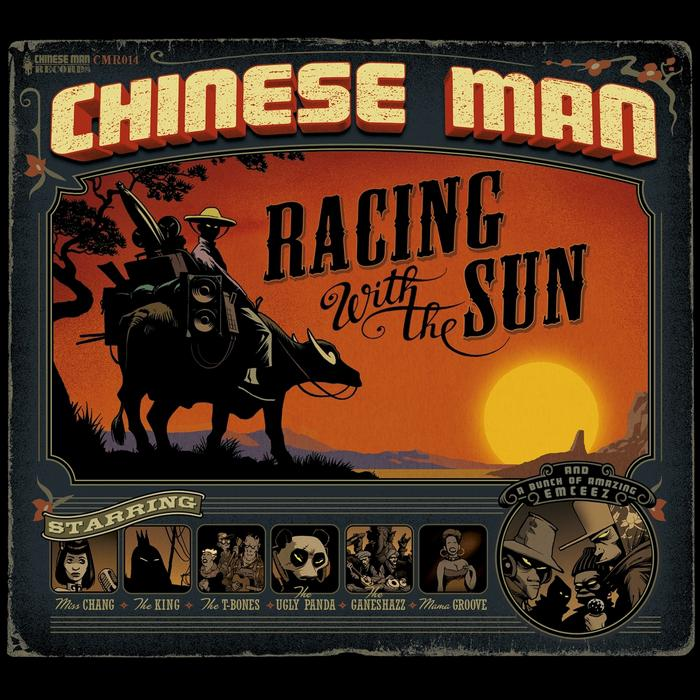 Chinese Man - Racing with the Sun [MULTI]
