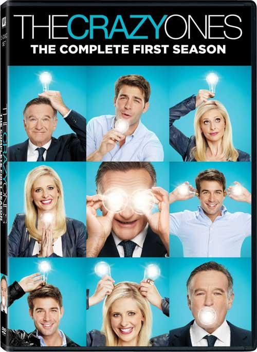 The Crazy Ones Saison 1