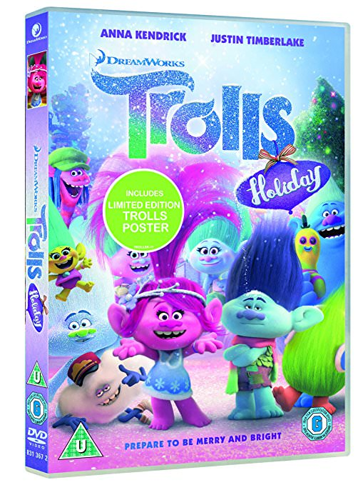 Trolls Holiday (vo)