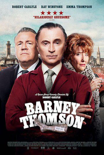 The Legend of Barney Thomson (Vostfr)