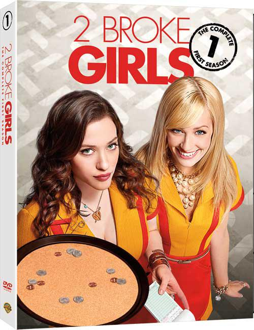 2 Broke Girls – Saison 1