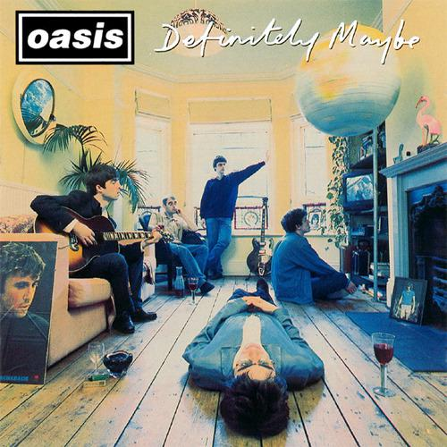 Oasis  - Definitely Maybe (2013) [MULTI]