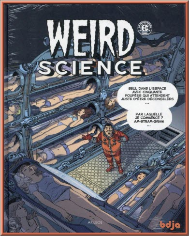 Weird Science 3 Tomes PDF CBR HD [BD][MULTI]