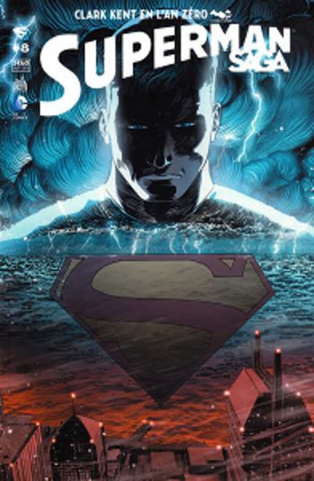 Superman Saga - Tome 8