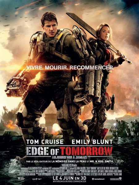 Edge Of Tomorrow en streaming vk filmze