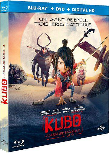 Kubo et l'armure magique BLURAY 720p | FRENCH (VFQ)