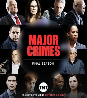 Major Crimes – Saison 6 (Vostfr)