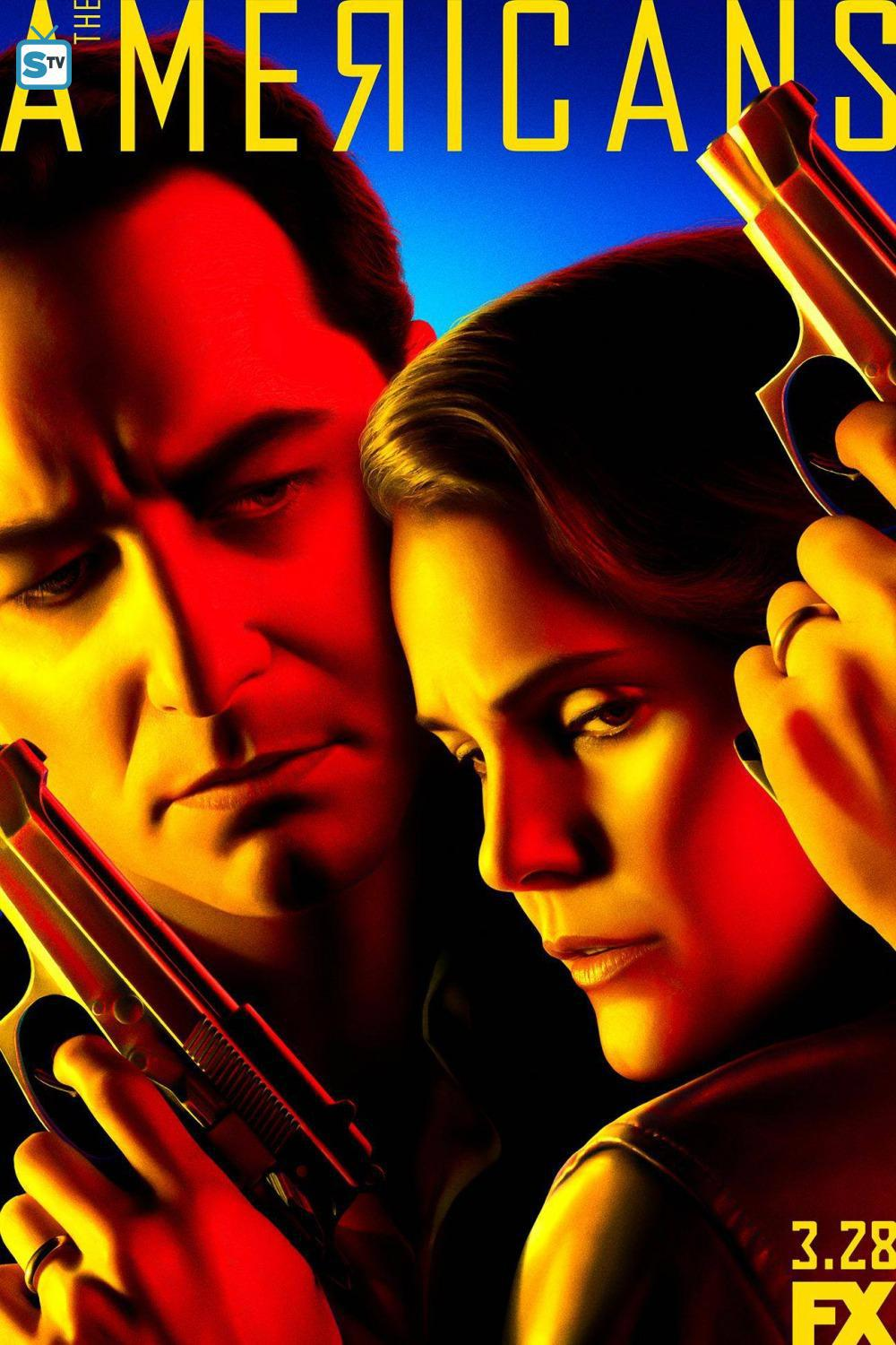 The Americans (2013) – Saison 6 (Vostfr)