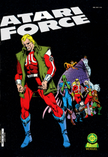 Atari Force - Tome 13