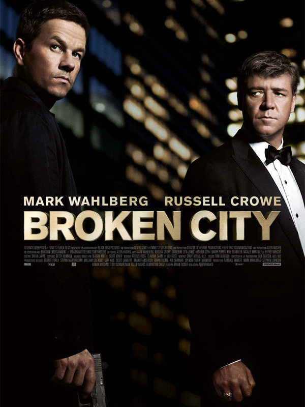 Broken City |1CD| |FRENCH| [BDRiP]