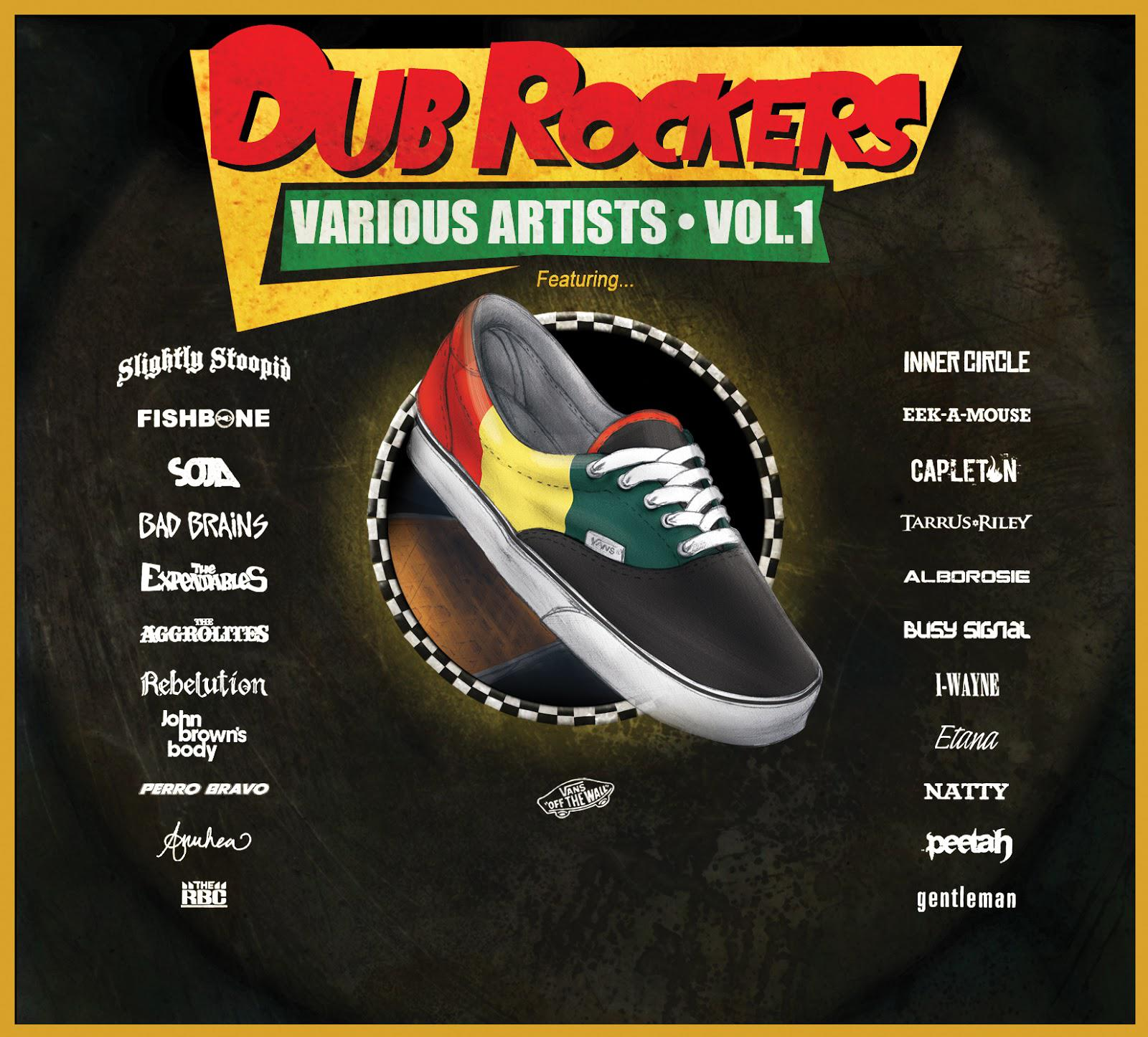 Dub Rockers Vol 1 (2013) [MULTI]