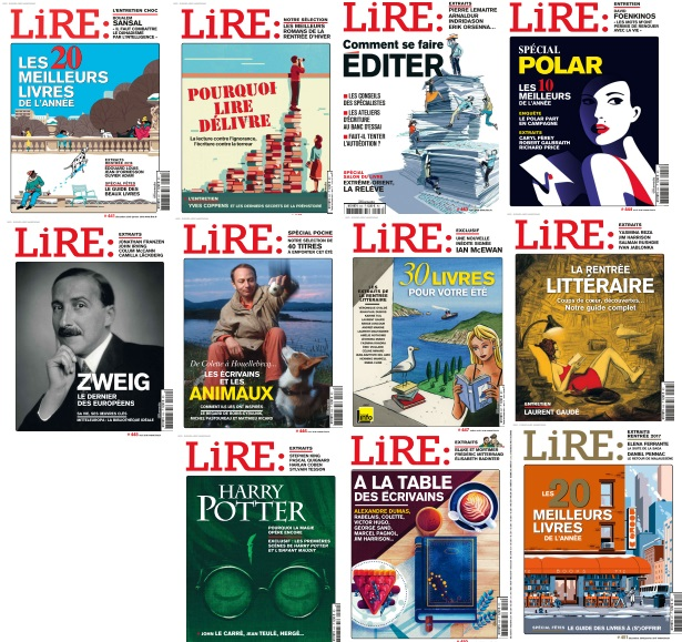 Lire - Full Year 2016 Collection