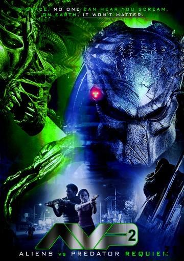 Aliens vs Predator 2 Requiem