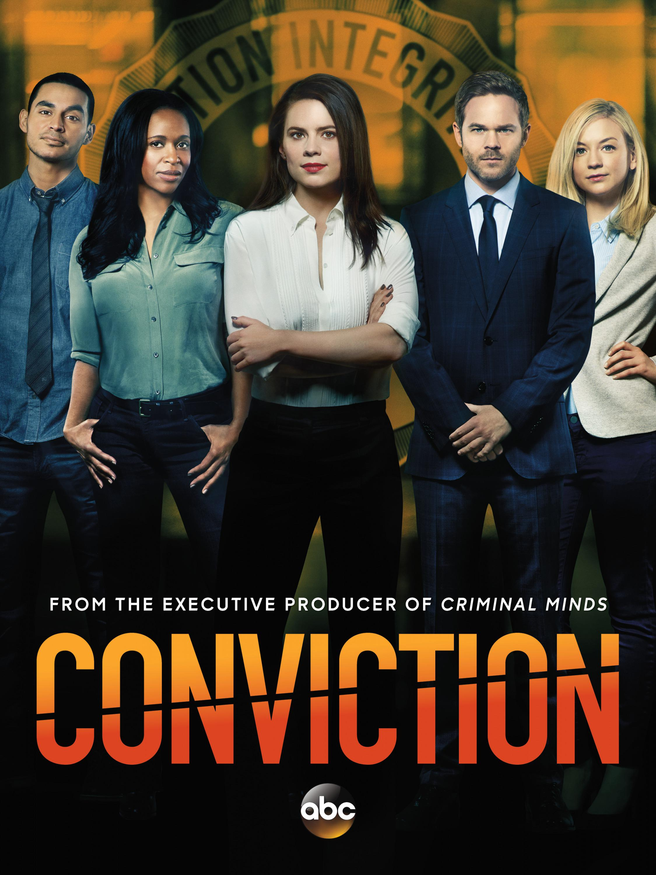 Conviction (2016) – Saison 1