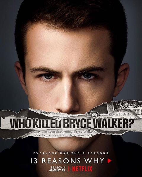 13 Reasons Why - Saison 3 [COMPLETE] [13/13 FiNAL] FRENCH   Qualité HD 720p