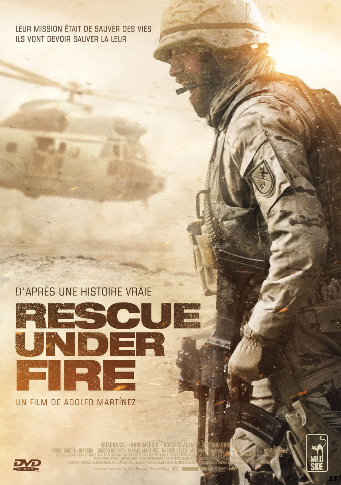 Rescue Under Fire (vostfr)