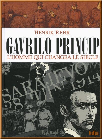 Gavrilo Princip One Shot PDF CBR HD [BD][MULTI]