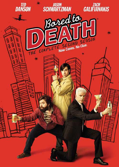 Bored To Death – Saison 2