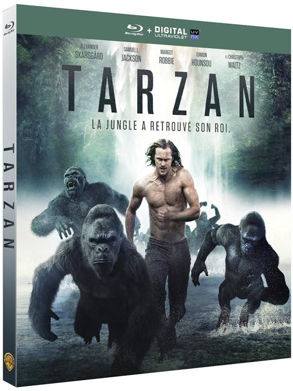 Tarzan  BLURAY 1080p | MULTiLANGUES (VFQ)
