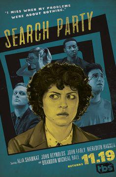 Search Party – Saison 2 (Vostfr)