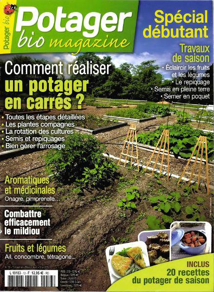 Potager Bio Magazine No.13