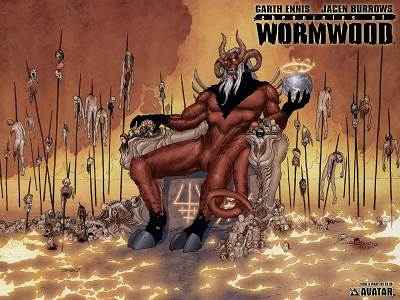 Chronicles of Wormwood - Tome 6