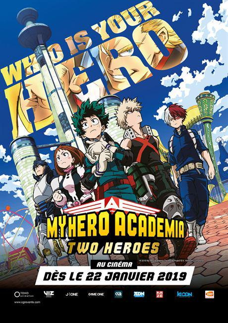 My Hero Academia : Two Heroes (CGR Events 2019)