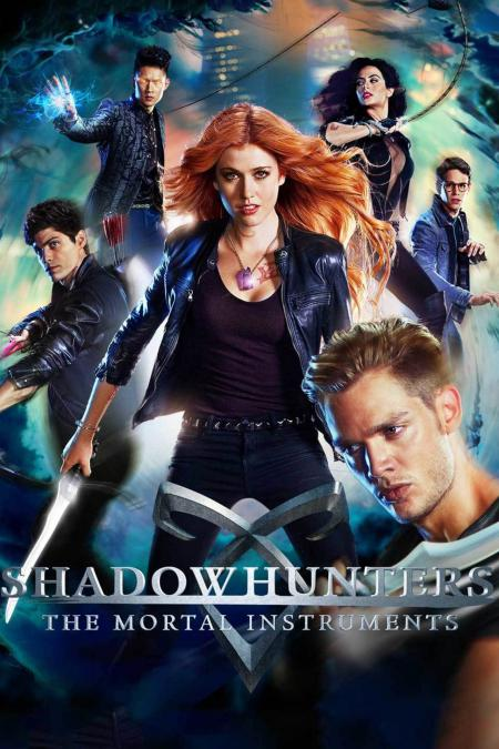 Shadowhunters - Saison 2  [20/20] Complete FRENCH | Qualité HD 720p