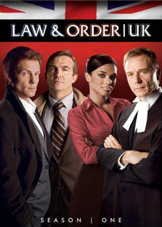Law & Order: UK – Saison 1
