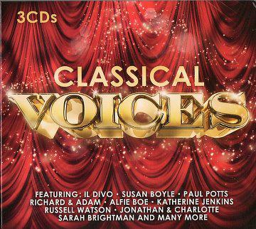 Classical Voices 3 CD (2013)