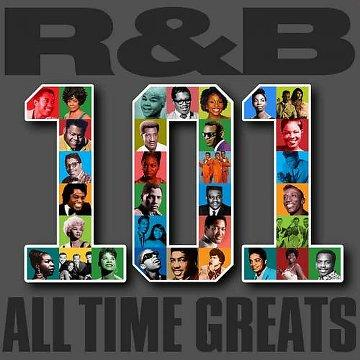 [MULTI] R&B - 101 All Time Greats(2013)