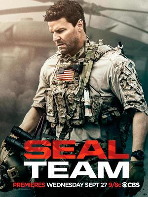 SEAL Team – Saison 1 (Vostfr)