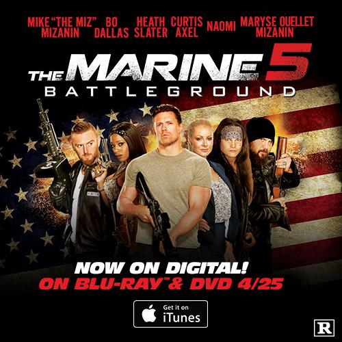 The Marine 5: Battleground Vostfr