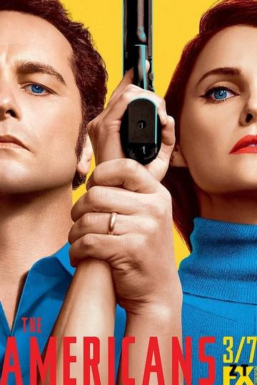 The Americans (2013) – Saison 5 (Vostfr)