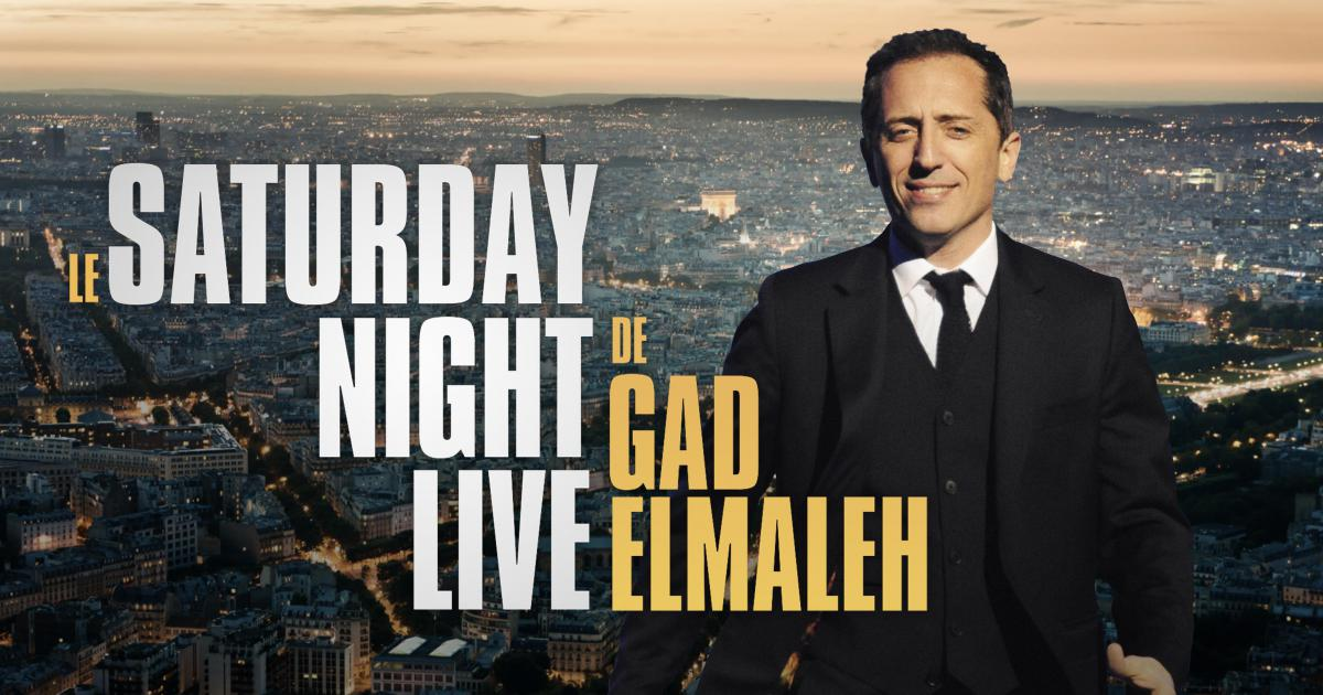 Saturday Night Live avec Gad Elmaleh
