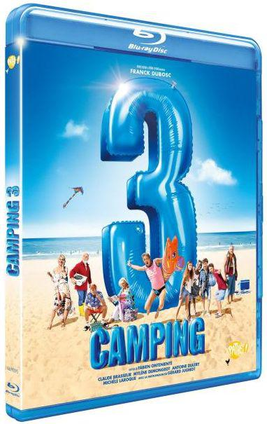 Camping 3 BLURAY 1080p | FRENCH | son DTS