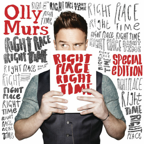 Olly Murs - Right Place Right Time (2013) [Multi]